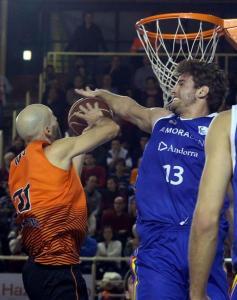 (Foto: EFE) Girogos Bogris, el mejor de los suyos