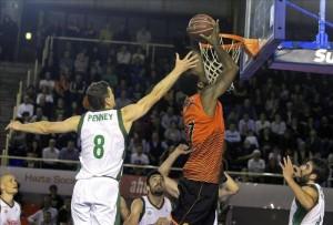 Foto: EFE El despertar de Deji Akindele fue demasiado para Baloncesto Sevilla