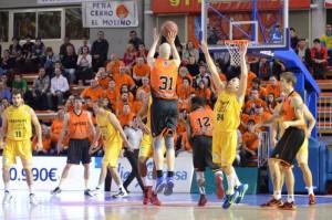 (Foto: ACB Photo) Andrés Miso, vuelta a la rotación