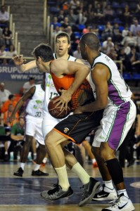 "Foto: Lydia Calvo / www.fuenlafreak.com ""Yo, Panko"" dijo Jayson Granger. Y frenó al MVP"