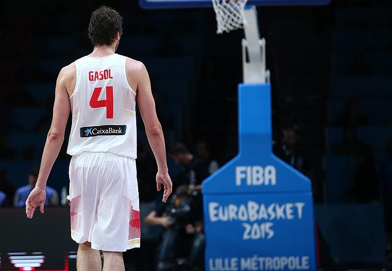 Fuente: http://www.eurobasket2015.org/ Pau solo no puede ganar a Grecia...o suman mas jugadores o estara complicado superar a los griegos