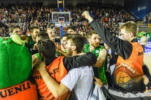 (Foto: Amador Vicente / Baloncesto Fuenlabrada)