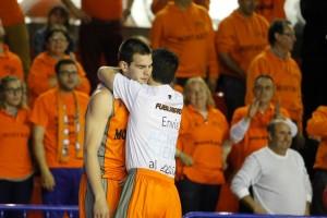 (Foto: Emilio Cobos / Baloncesto Fuenlabrada) La cara es el espejo del alma