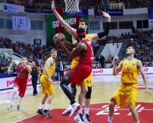 Fuente: http://www.euroleague.net/ imagen que refleja como fue el partido, Delaney contra el mundo