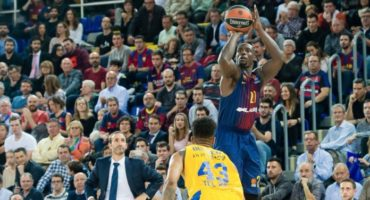 euroleague,sanders, barcelona,maccabi